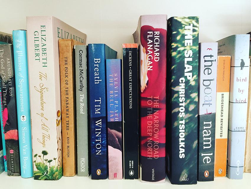 Books for the retrograde